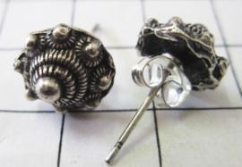 Oorknopjes Zeeuwse knop ZKO702 (oorstekers)