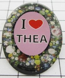 BRO 412 ik hou van Thea / I love Thea