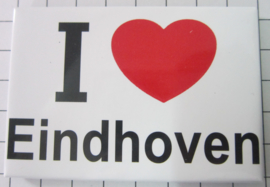 koelkastmagneet I ♥ Eindhoven N_NB1.002