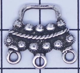 Zeeuwse knopjeshaakje voor sluiting ZB029