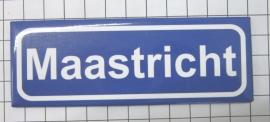koelkastmagneet plaatsnaambord Maastricht P_LI1.0001