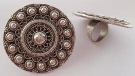 zeeuse knop ring 5 cm zkr318 ean=0087184814715 geplaatst