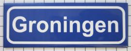 koelkastmagneet plaatsnaambord Groningen P_GR1.0001