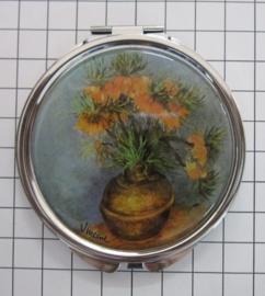 SPI 211 spiegeldoosjekeizerskroon Vincent van Gogh