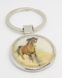 sleutehanger paard