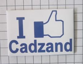koelkastmagneet I like Cadzand N_ZE3.502
