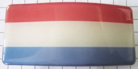 HAR 321 haarspeld rechthoek Nederlandse vlag