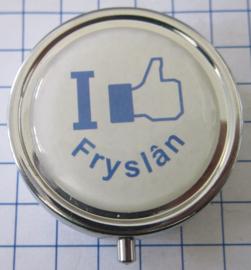 PIL_FR1.002 pillendoosje I like Fryslan