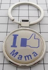 SLE 211 Sleutelhanger I like mama