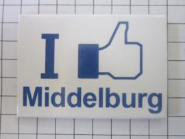 koelkastmagneet I like Middelburg N_ZE2.002