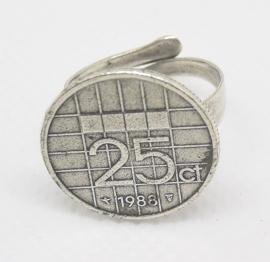 ring kwartje jaartal 1988 EAN 8718481420140 geplaatst