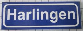 koelkastmagneet plaaatsnaambord Harlingen P_FR7.0001