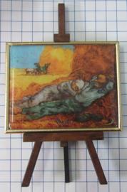 SCH 007 schildersezeltje 16 cm