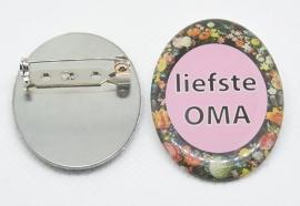 Broche liefste OMA, leuk cadeau voor moederdag ean = 8718481420331