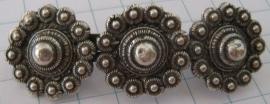 kleine haarspeld Zeeuwse knoppen ZKG404