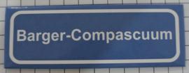 Koelkastmagneet plaatsnaambord Barger-Compascuum