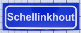 koelkastmagneet plaatsnaambord Schellinkhout P_NH5.5005