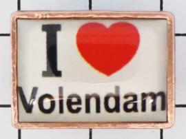 PIN_NH4.001 pin I love Volendam