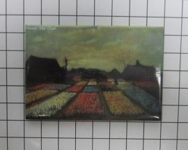 MAC: 20.418 Koelkast magneet Vincent van Gogh