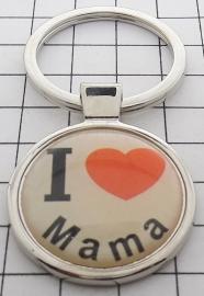 SLE 210 Sleutelhanger ik hou van mama