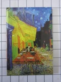MAC: 20.404 Koelkast magneet Vincent van Gogh