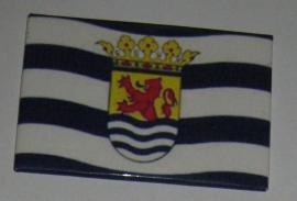 magneet vlag Zeeland