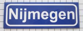 koelkastmagneet plaatsnaambord Nijmegen P_GE1.0001