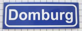 koelkastmagneet plaaatsnaambord Domburg P_ZE7.4001