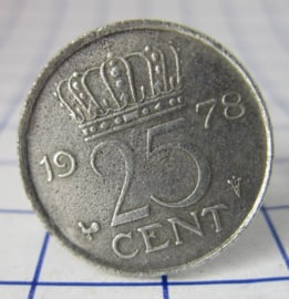 ring 25cent 1978