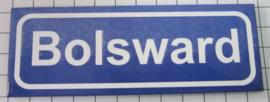 koelkastmagneet plaatsnaambord Bolsward P_FR6.0001