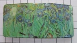 Haarspeld rechthoek HAR408 Irissen Vincent van Gogh
