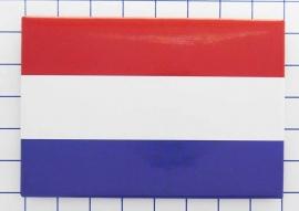 koelkastmagneet Nederlandse vlag MAC:20.516