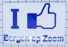 koelkastmagneet I like Bergen op Zoom N_NB6.005