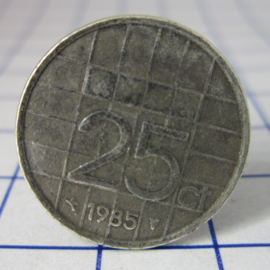ring 25cent 1985