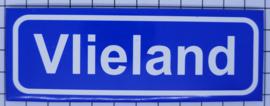 koelkastmagneet plaaatsnaambord Vlieland P_FR8.0001