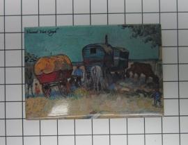 MAC: 20.419 Koelkast magneet Vincent van Gogh