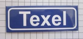 koelkastmagneet plaatsnaambord Texel P_NH3.0005