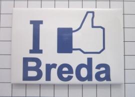 koelkastmagneet I like Breda N_NB4.001