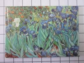 MAC: 20.411 Koelkast magneet Vincent van Gogh