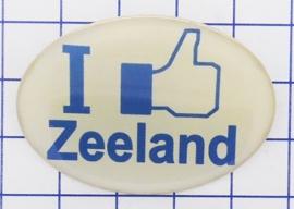 BROCHE 450 I like Zeeland