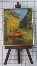 SCH 008 schildersezeltje 16 cm