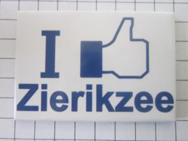 koelkastmagneet I like Zierikzee N_ZE6.002