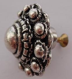 zeeuwse knop kastknop verzilverd ean = 0087184814722 geplaatst