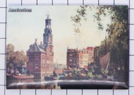 koelkastmagneet  Amsterdam 20.076