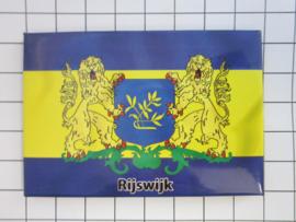 koelkastmagneet Rijswijk  N_ZH11.002