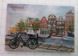 koelkastmagneet  Amsterdam 20.043