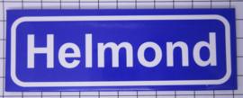 koelkastmagnee plaatsnaambord Helmond P_NB9.0001