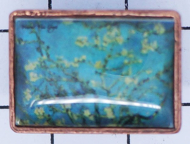 PIN 420 amandelbloesen Vincent van Gogh pin