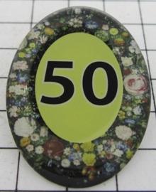 BRO 411  broche 50 jaar