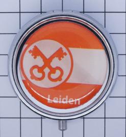 PIL_ZH6.003 pillendoosje wapen Leiden